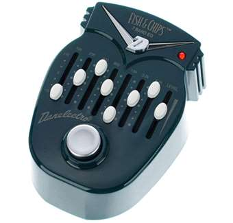 DANELECTRO DJ-14 FISH & CHIPS